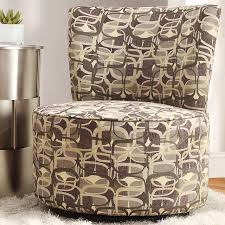 incredible round swivel accent chair inspire q damen mod geometric round swivel chair contemporary