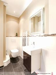 Gäste Wc Fliesen Oder Streichen Singulär Kleine Badezimmer Design