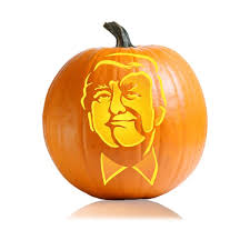 Pumpkin Carving Pattern Classy Donald Trump Smirk Pumpkin Carving Stencil Ultimate Pumpkin Stencils