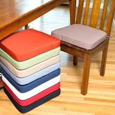 indoor dining chair pads cushions for dining room chairs seat cushions for kitchen table chairs