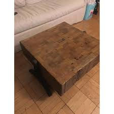 Get great deals on modern pine coffee table tables. Restoration Hardware Reclaimed Russian Pine Coffee Table Aptdeco