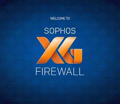 Bildergebnis für sophos xg firewall