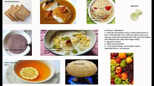 Healthy Diet Chart For Weight Loss Female Indian Plan