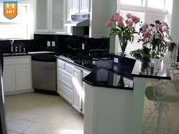 black granite top kitchen table cool black granite top dining table remarkable interior