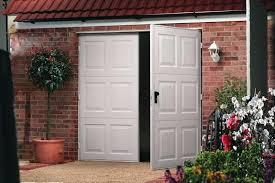 opening garage door side hinged opening garage doors by garage doors open garage door with iphone
