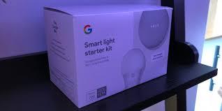 Google Home Mini Smart Light Starter Kit C By Ge Light Bulbs To Gain Google Assistant Support New