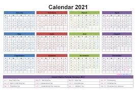 Print or download blank calendar templates as.pdf files for free. Free Editable Calendar Template 2021 Template No Ep21y24 Free Printable 2021 Monthly Calendar With Holidays