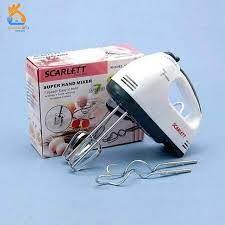 Mua ngay máy đánh trứng scarlett cầm tay giá rẻ