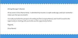 How To Send Resume Via Email Sample Sample Cover Letter Sending Resume Via  Email With Excellent