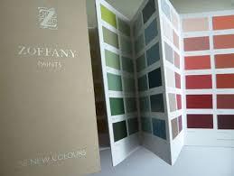 Zoffany Paint Colour Chart Zoffany Paints Boutique Paint Zoffany Paint Zoffany