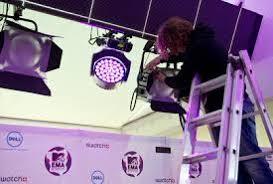 lighting technician. Provide An Opportunity As Lighting Technician O