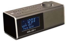 digital alarm clock radio with bluetooth black bcr40dabt bk 1200px