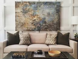 living room wall art