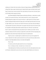 ap english mega essay i wont do 4