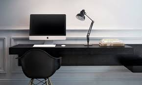 home office items. Decorating Your Home Office Minimalistically Can Drastically Help Increase Productivity And Mental Clarity. Because You Rid Yourself Of Unnecessary Items C