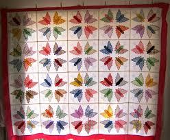 butterfly quilt | Kim Smith Designs & Depression Era Butterfly Quilt Top Adamdwight.com