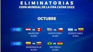 Las eliminatorias qatar 2022 se reinician en junio próximo, antes del comienzo de la copa américa. Eliminatorias Sudamericanas Fecha Horarios Y Resultados De Los Partidos De Clasificacion Para El Mundial De Qatar 2022 Marca
