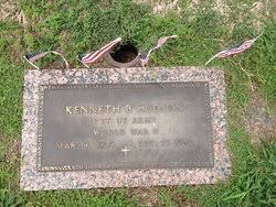Kenneth Byron Hudson (1929-1980) - Find A Grave Memorial