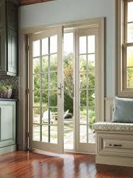patio therma tru entry doors sliding patio door with blinds within measurements 970 x 1294