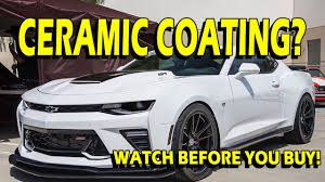 ceramic coating your car and wheels watch this before you it