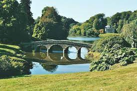 the english landscape garden of the
