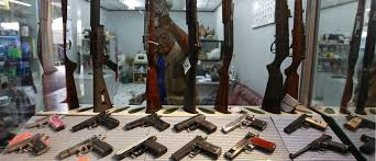 There are more than 1 billion guns in the world and this is who owns them |  World Economic Forum