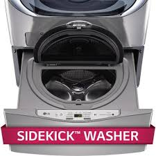 lg washer and dryer. lg wd100cv sidekick washer iconic lg and dryer