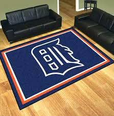 giants area rug 3 ft x 6 baseball runner san francisco