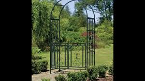 Small Picture Astonishing Garden Arch With Gates 76 For Your Home Design Ideas