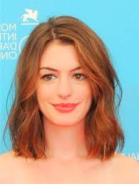Short Wavy Hair Style anne hathaway short wavy hairstyles top fall hairstyles curly 3492 by wearticles.com