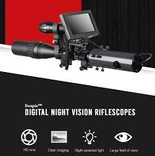 Ir Lights For Night Vision Scopes Scopie Digital Night Vision Riflescopes