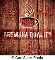 Coffee Shop Typographical Vintage Newspaper Style Poster Or Template ...