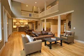 paint colors that go with oak trimLove the wall color paired with the light oak floors Do you know