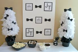 White Tie With Decorations Similiar Suit And Tie Party Theme Decor Keywords