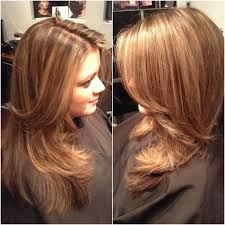 Brown Hair Color With Highlights Dark