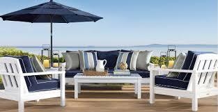 blue and white patio furniture wonderful meedee designs home interior 2 white patio furniture n6 patio