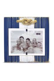 mud pie distressed wooden frame front cropped image