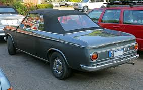 Coupe Series 1970 bmw coupe : File:1970 BMW 1600-2 Vollcabriolet, rear left.jpg - Wikimedia Commons