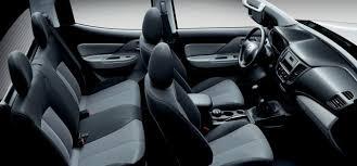 2018 mitsubishi triton. unique 2018 2018 mitsubishi l200  interior on mitsubishi triton