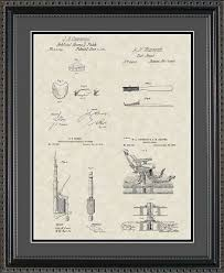 Image result for a patent for a dental chair.