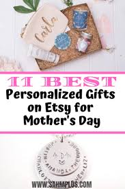 fabulous personalized mother s day gifts on etsy mom grandma will love these personalized mother s