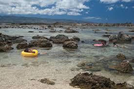 Sharks Cove Pupukea Tide Pools In Haleiwa Oahu Hawaii
