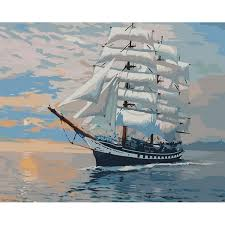لوحات فنيه عن نهر النيل