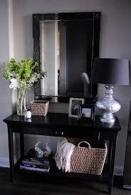 Sofa Table Decorations Best 25 Console Table Decor Ideas On Pinterest Foyer Table
