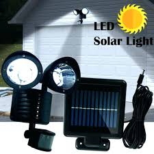 solar powered motion sensor security light led solar powered motion sensor security light garden garage outdoor activated flood lights outdoor motion