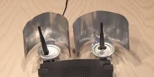 appaly beer is not only good for turning a dull evening into a loud and enterning one but it can also be used to significantly boost your wifi