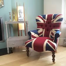 winston union jack chair antique style armchair onback chair interiors union jack