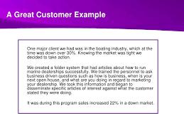 An Example Of Excellent Customer Service Under Fontanacountryinn Com