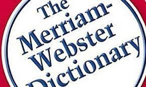 pearlsofprofundity page  merriam webster dictionary cove