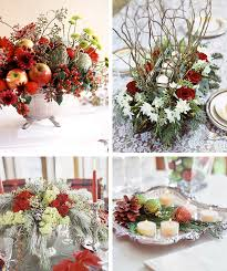 50 Great & Easy Christmas Centerpiece Ideas - DigsDigs